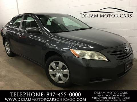 2009 Toyota Camry for sale at Dream Motor Cars in Arlington Heights IL