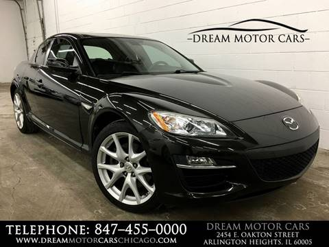 2009 Mazda RX-8 for sale at Dream Motor Cars in Arlington Heights IL