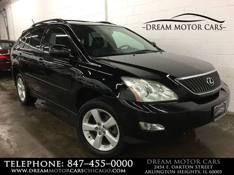 2004 Lexus RX 330 for sale at Dream Motor Cars in Arlington Heights IL