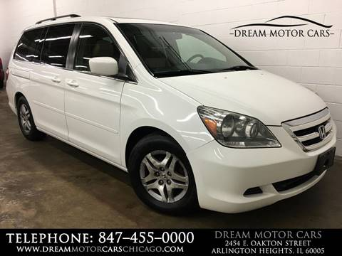 2006 Honda Odyssey for sale at Dream Motor Cars in Arlington Heights IL