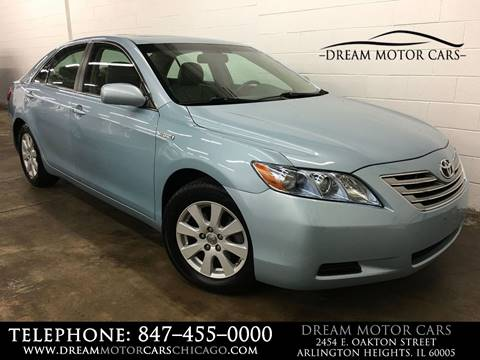2009 Toyota Camry Hybrid for sale at Dream Motor Cars in Arlington Heights IL
