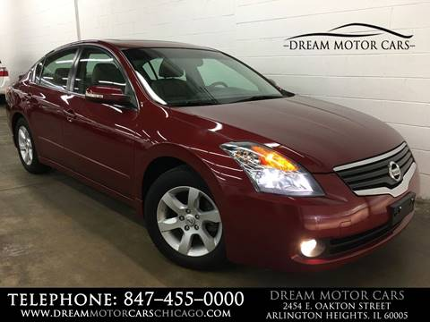 2008 Nissan Altima for sale at Dream Motor Cars in Arlington Heights IL