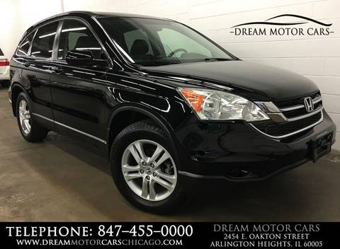 2010 Honda CR-V for sale at Dream Motor Cars in Arlington Heights IL