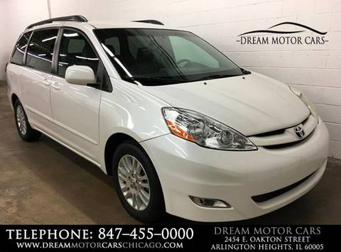 2007 Toyota Sienna for sale at Dream Motor Cars in Arlington Heights IL