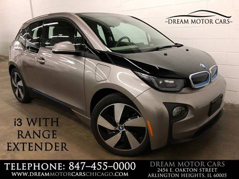 2014 BMW i3 for sale at Dream Motor Cars in Arlington Heights IL