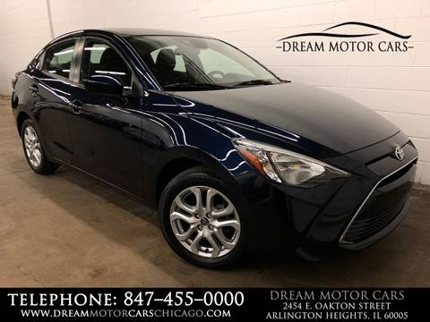 2017 Toyota Yaris iA for sale at Dream Motor Cars in Arlington Heights IL
