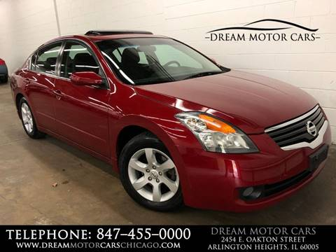 2009 Nissan Altima for sale at Dream Motor Cars in Arlington Heights IL