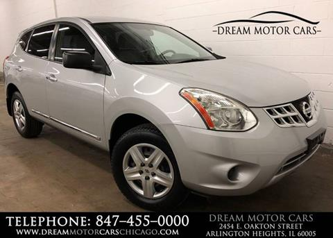 2013 Nissan Rogue for sale at Dream Motor Cars in Arlington Heights IL