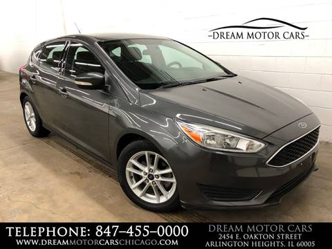 2015 Ford Focus for sale at Dream Motor Cars in Arlington Heights IL
