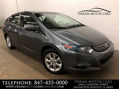 2011 Honda Insight for sale at Dream Motor Cars in Arlington Heights IL