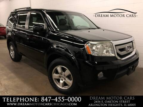 2011 Honda Pilot for sale at Dream Motor Cars in Arlington Heights IL