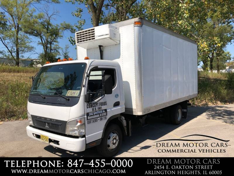 2010 Mitsubishi Fuso FE85D for sale at Dream Motor Cars in Arlington Heights IL