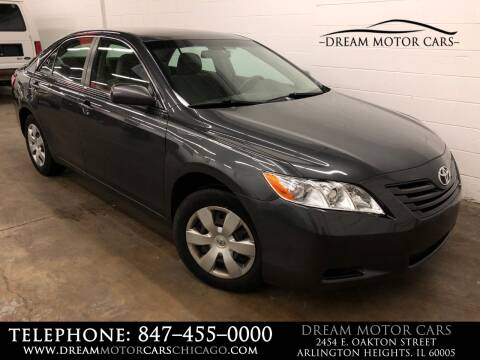 2008 Toyota Camry for sale at Dream Motor Cars in Arlington Heights IL