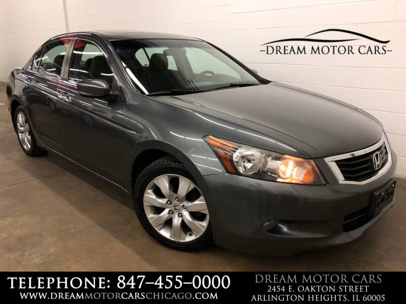 2008 Honda Accord for sale at Dream Motor Cars in Arlington Heights IL