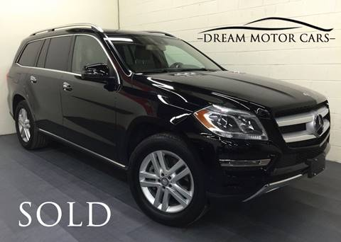 2014 Mercedes-Benz GL-Class for sale at Dream Motor Cars in Arlington Heights IL