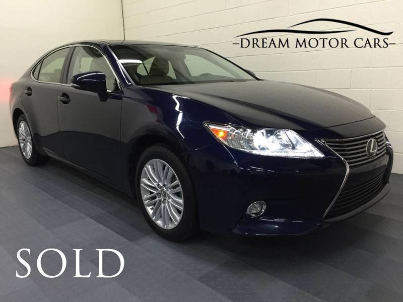 2014 Lexus ES 350 For Sale At Dream Motor Cars In Arlington Heights IL
