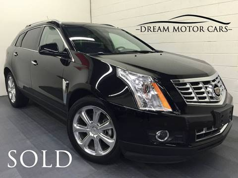 2014 Cadillac SRX for sale at Dream Motor Cars in Arlington Heights IL