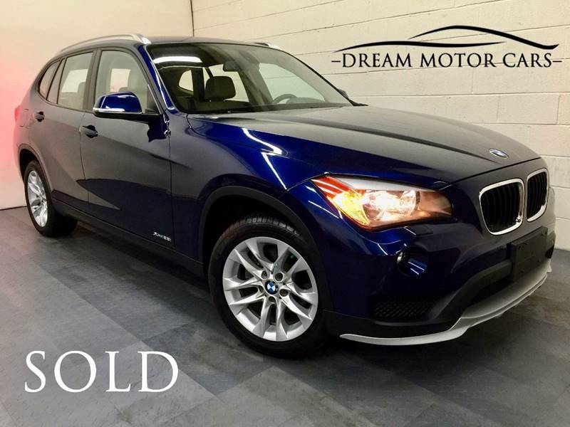 2015 BMW X1 for sale at Dream Motor Cars in Arlington Heights IL