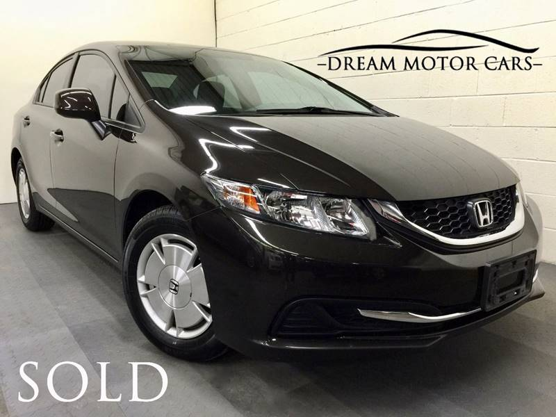 Elegant 2013 Honda Civic For Sale At Dream Motor Cars In Arlington Heights IL