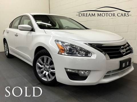 2014 Nissan Altima for sale at Dream Motor Cars in Arlington Heights IL