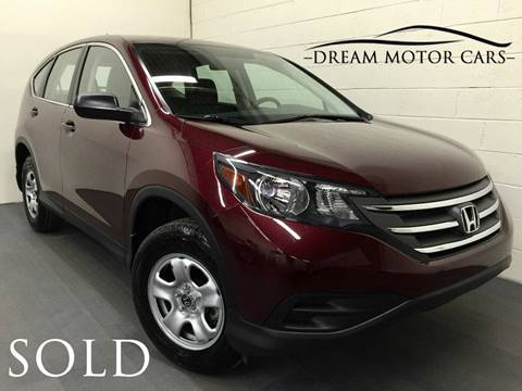 2014 Honda CR-V for sale at Dream Motor Cars in Arlington Heights IL