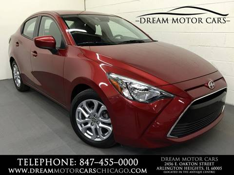 2016 Scion iA for sale at Dream Motor Cars in Arlington Heights IL