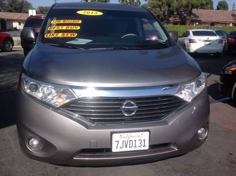 2013 Nissan Quest for sale in Bellflower, CA