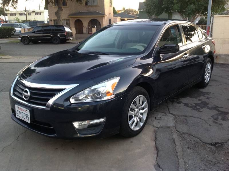 2013 nissan altima 2.5 s in bellflower ca - rv auto sales