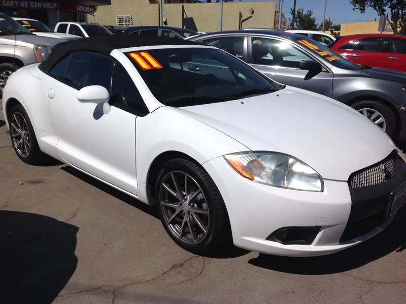 2012 Mitsubishi Eclipse Spyder For Sale At RV Auto Sales In Southgate CA