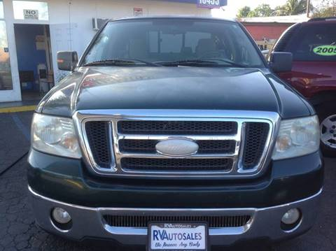 2007 Ford F-150 for sale in Bellflower, CA