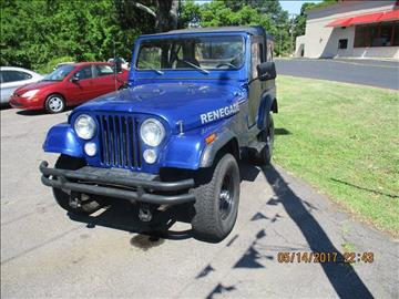 1981 Jeep CJ-5 for sale in Russellville, AR