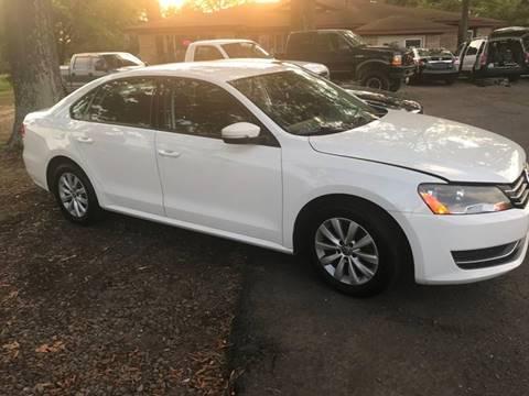 2013 Volkswagen Passat for sale in Russellville, AR