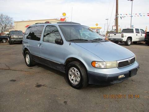 1998 Mercury Villager for sale in Russellville, AR