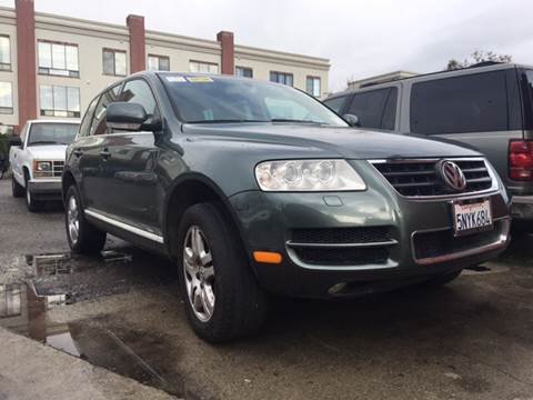 2004 Volkswagen Touareg for sale in San Jose, CA