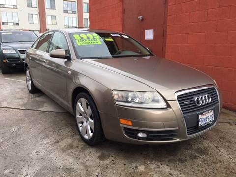 2005 Audi A6 for sale in San Jose, CA