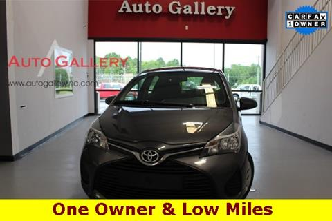 2015 Toyota Yaris for sale in Gainesville, GA