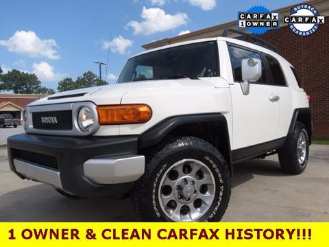2011 Toyota FJ Cruiser for sale in Gainesville, GA