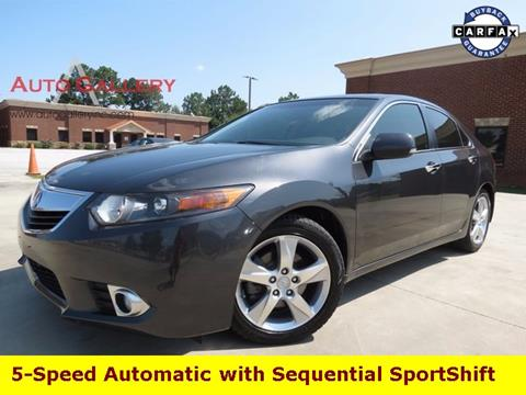 2013 Acura TSX for sale in Gainesville, GA