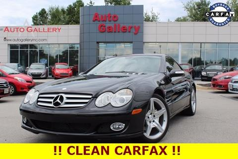 2007 Mercedes-Benz SL-Class for sale in Gainesville, GA