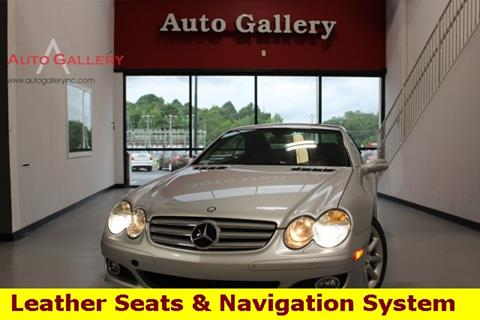 2008 Mercedes-Benz SL-Class for sale in Gainesville, GA