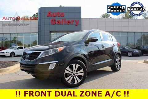 2011 Kia Sportage for sale in Gainesville, GA