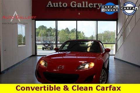 2010 Mazda MX-5 Miata for sale in Gainesville, GA