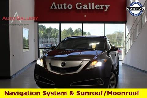 2010 Acura ZDX for sale in Gainesville, GA