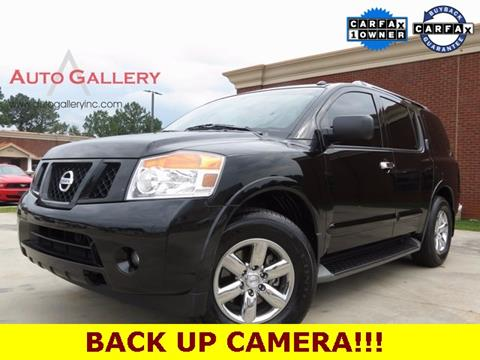 2014 Nissan Armada for sale in Gainesville, GA