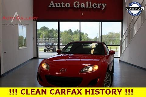 2012 Mazda MX-5 Miata for sale in Gainesville, GA