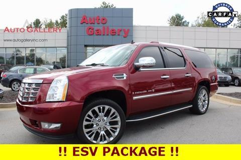 2008 Cadillac Escalade ESV for sale in Gainesville, GA