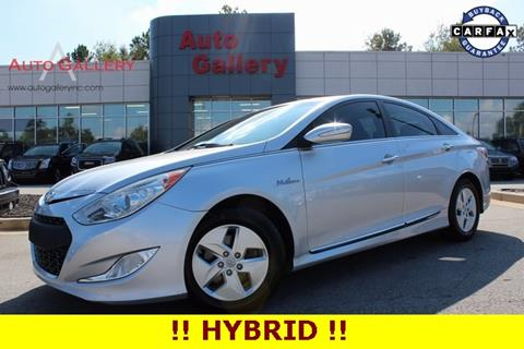 2011 Hyundai Sonata Hybrid for sale in Gainesville, GA