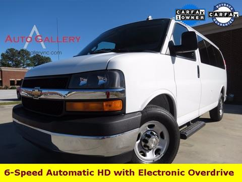 2017 Chevrolet Express Passenger for sale in Gainesville, GA