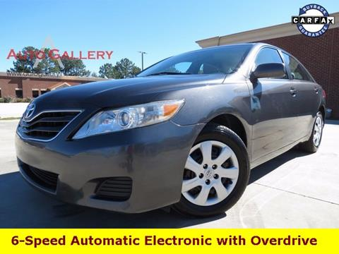 2011 Toyota Camry for sale in Gainesville, GA