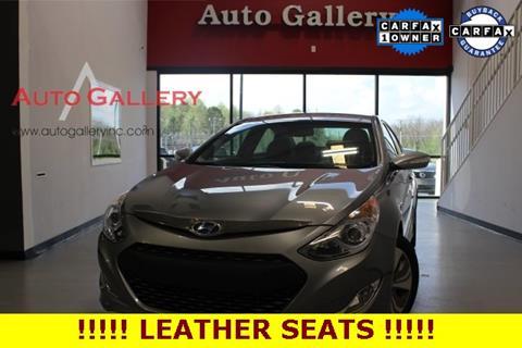 2015 Hyundai Sonata Hybrid for sale in Gainesville, GA